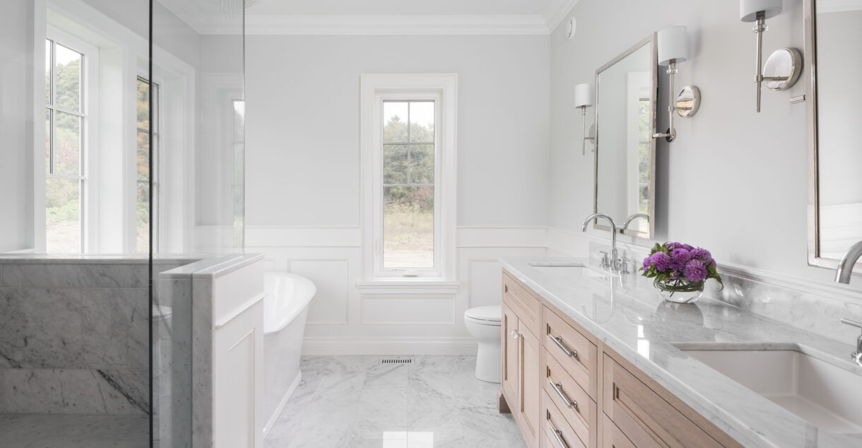 Gravelle Custom Bathroom